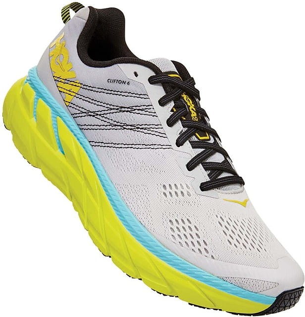 photo: Hoka Clifton footwear product