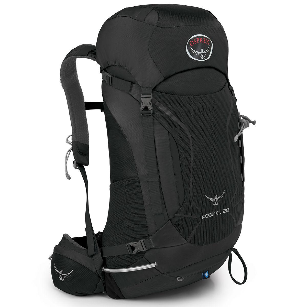 photo: Osprey Kestrel 28 daypack (under 35l)