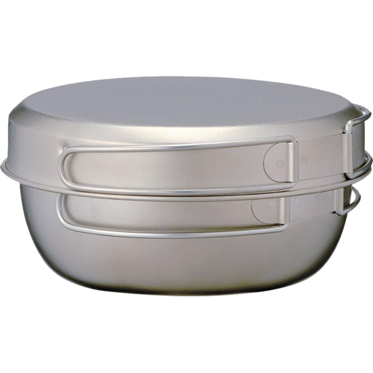 photo: Snow Peak Titanium Cook Set, 3Pcs pot/pan