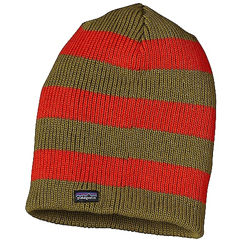 photo: Patagonia Men's Sloucher Beanie winter hat