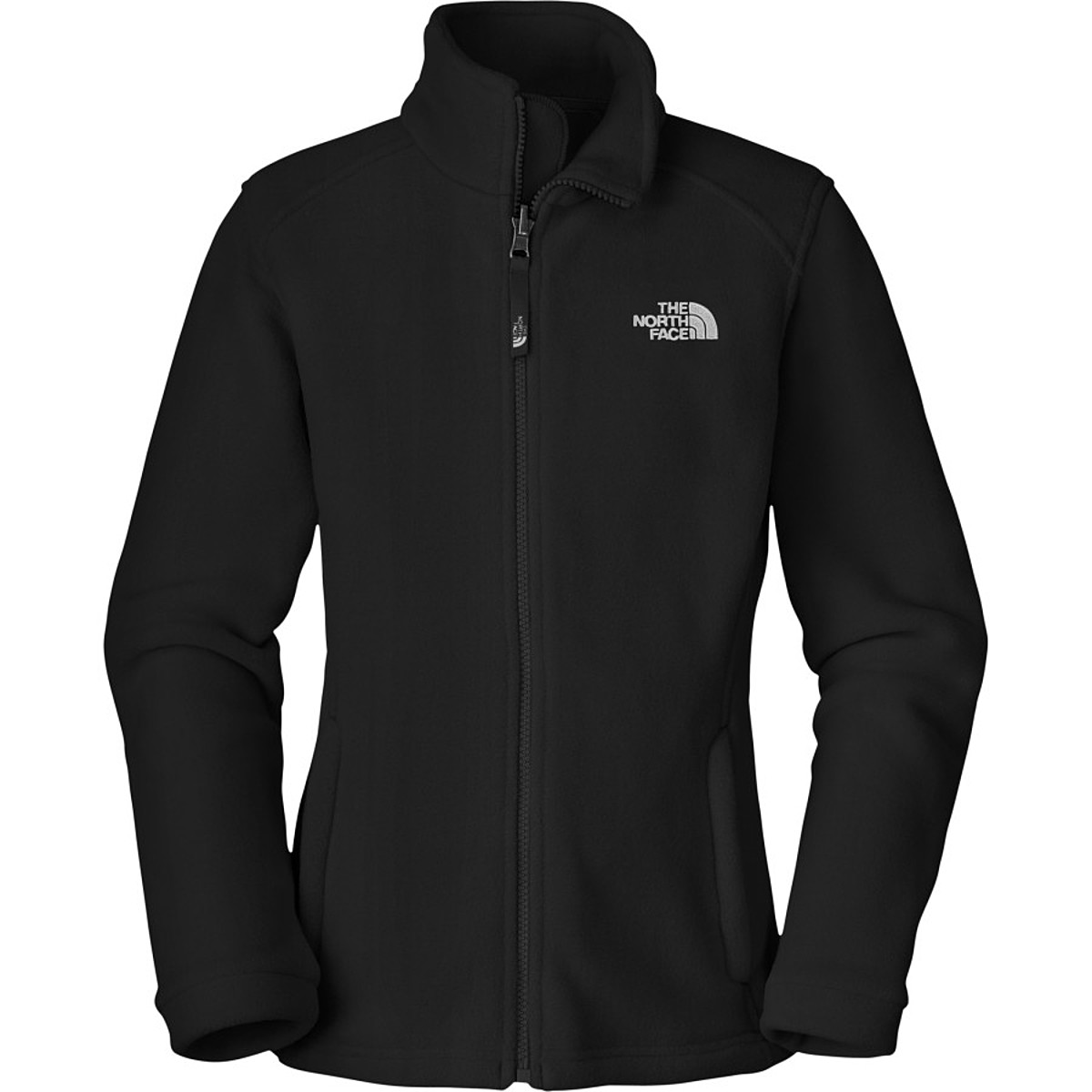 photo: The North Face Girls' Lil' RDT Jacket fleece jacket