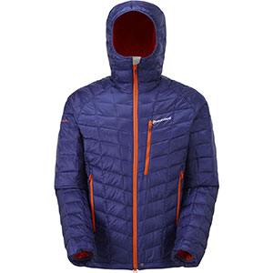 photo: Montane Women's Hi-Q Luxe Jacket synthetic insulated jacket