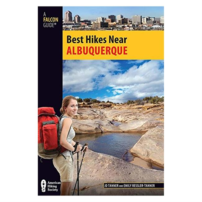 photo: Falcon Guides Best Hikes Near Albuquerque us mountain states guidebook
