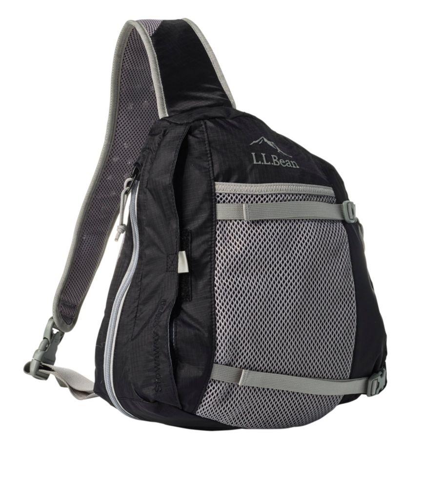 photo: L.L.Bean Stowaway Sling Pack daypack (under 2,000 cu in)