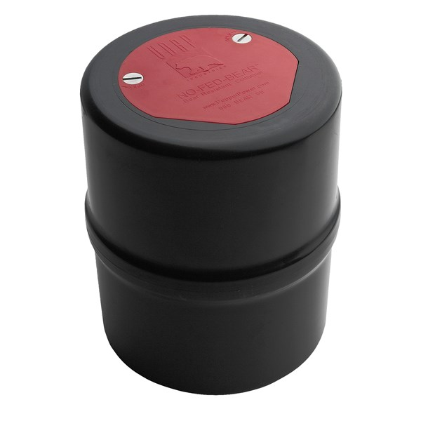 photo: UDAP No-Fed-Bear Canister bear canister