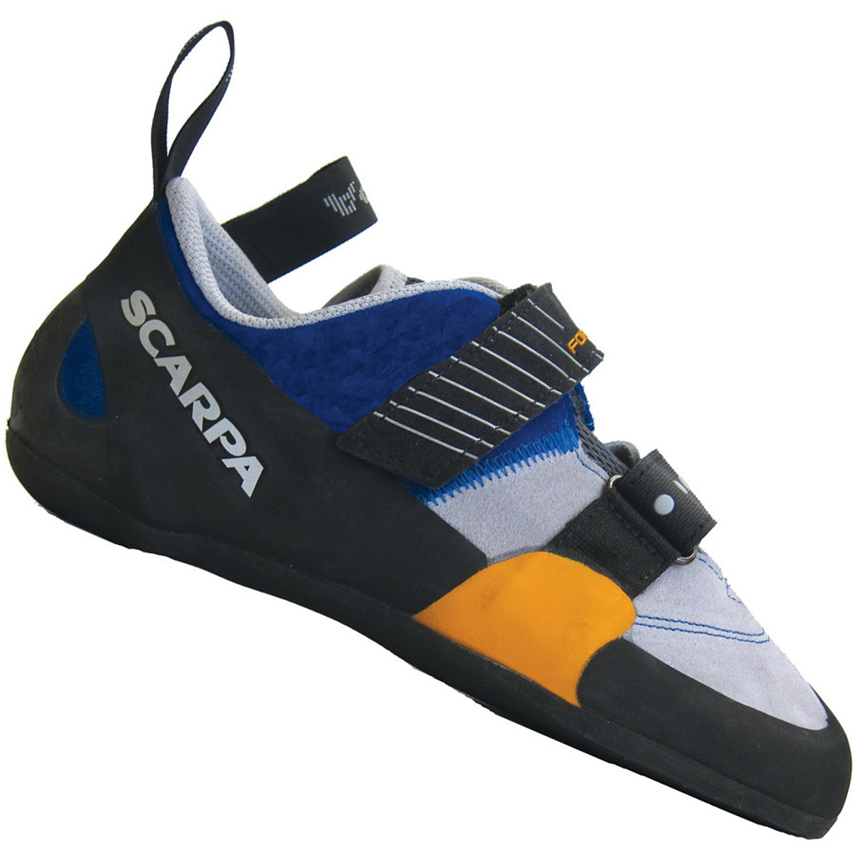 photo: Scarpa Force X climbing shoe