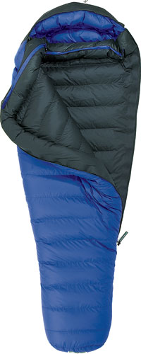 photo: Western Mountaineering Antelope 3-season down sleeping bag