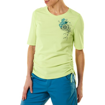 photo: REI Aruba Water T-Shirt short sleeve paddling shirt