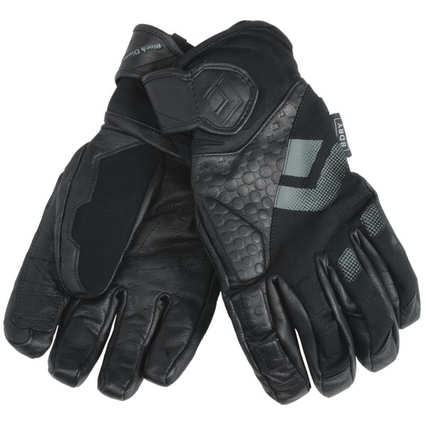 photo: Black Diamond Men's Spy Gloves waterproof glove/mitten
