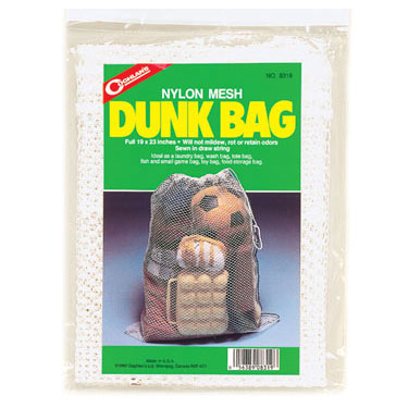 Coghlan's Nylon Mesh Dunk Bag