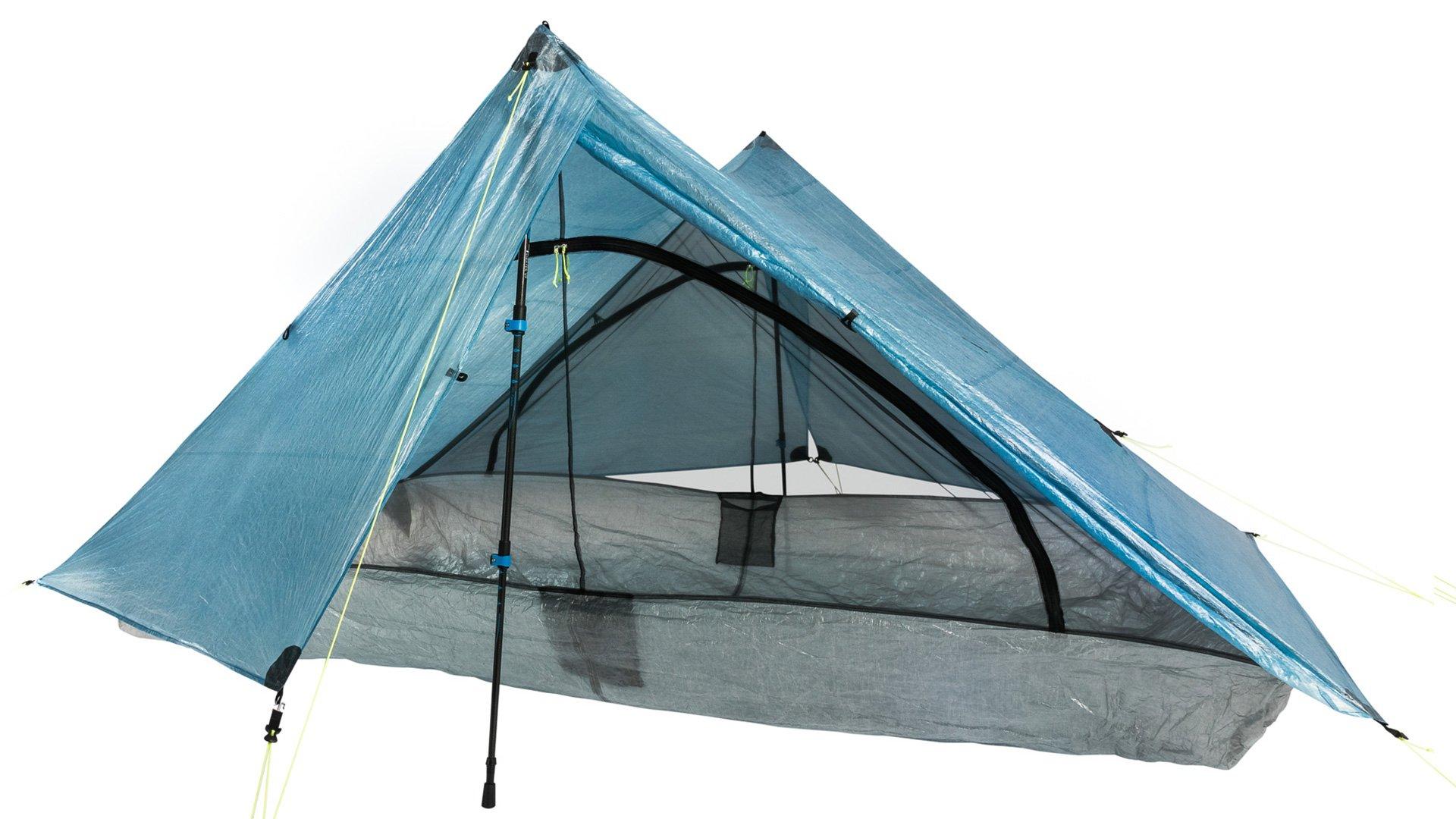 photo: Zpacks Duplex Tent three-season tent