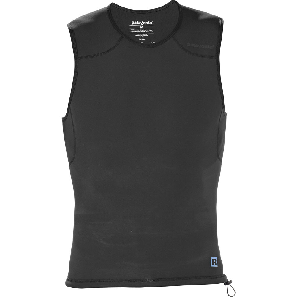photo: Patagonia R1 Vest fleece vest