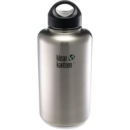 photo: Klean Kanteen 64oz Wide water bottle
