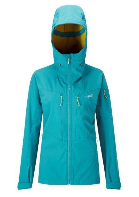 photo: Rab Women's Upslope Jacket soft shell jacket
