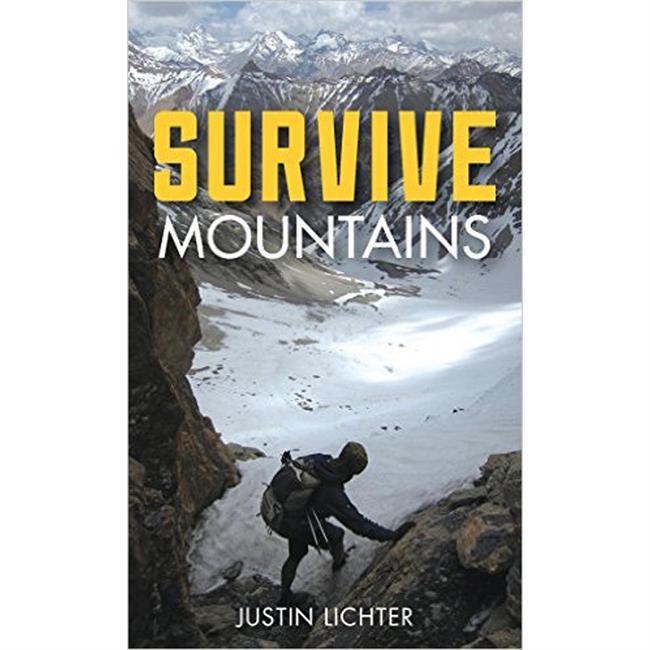 Falcon Guides Survive Mountains