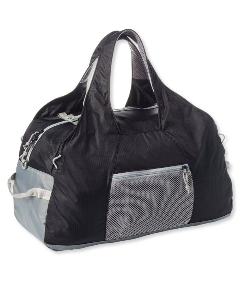 photo: L.L.Bean Stowaway Duffle Bag pack duffel