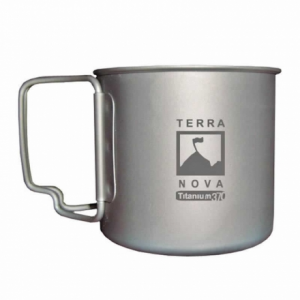 photo: Terra Nova Titanium Cooking Mug cup/mug