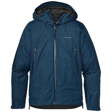 photo: Patagonia Supercell Jacket waterproof jacket