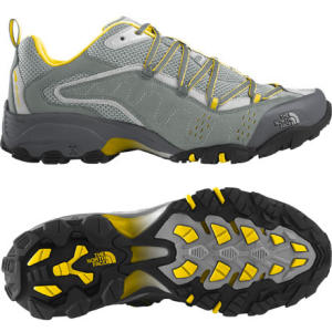 photo: The North Face Men's Ultra 104 trail running shoe