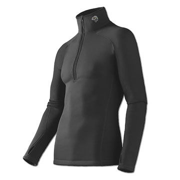 Mountain Hardwear Power Stretch Zip T