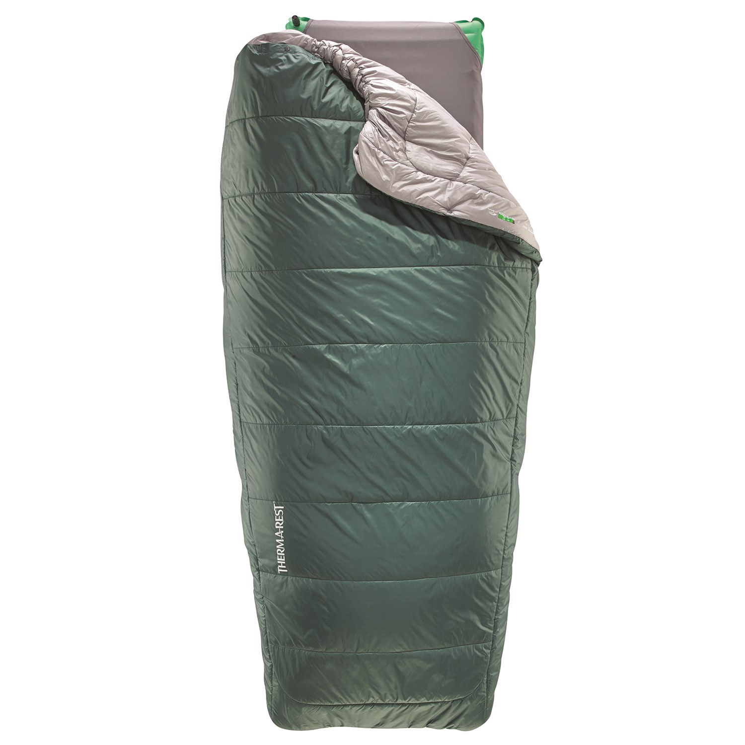 photo: Therm-a-Rest Apogee Quilt top quilt
