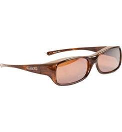 photo of a Fitovers sport sunglass