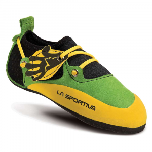 photo: La Sportiva Kids' Stickit climbing shoe