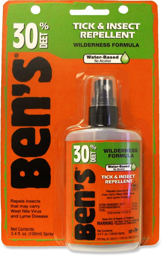 Tender Ben's 30 Deet Tick & Insect Repellent