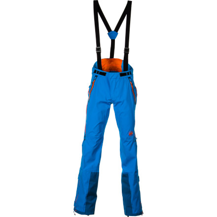 photo: Mammut Nordwand Pants waterproof pant