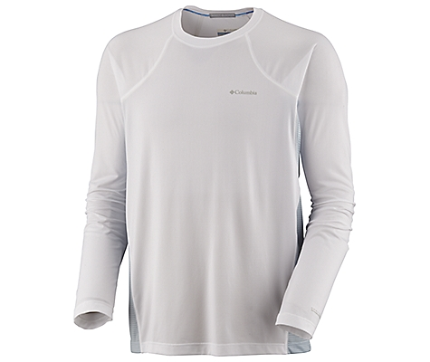 photo: Columbia Baselayer Bug Shield Long Sleeve Top long sleeve performance top