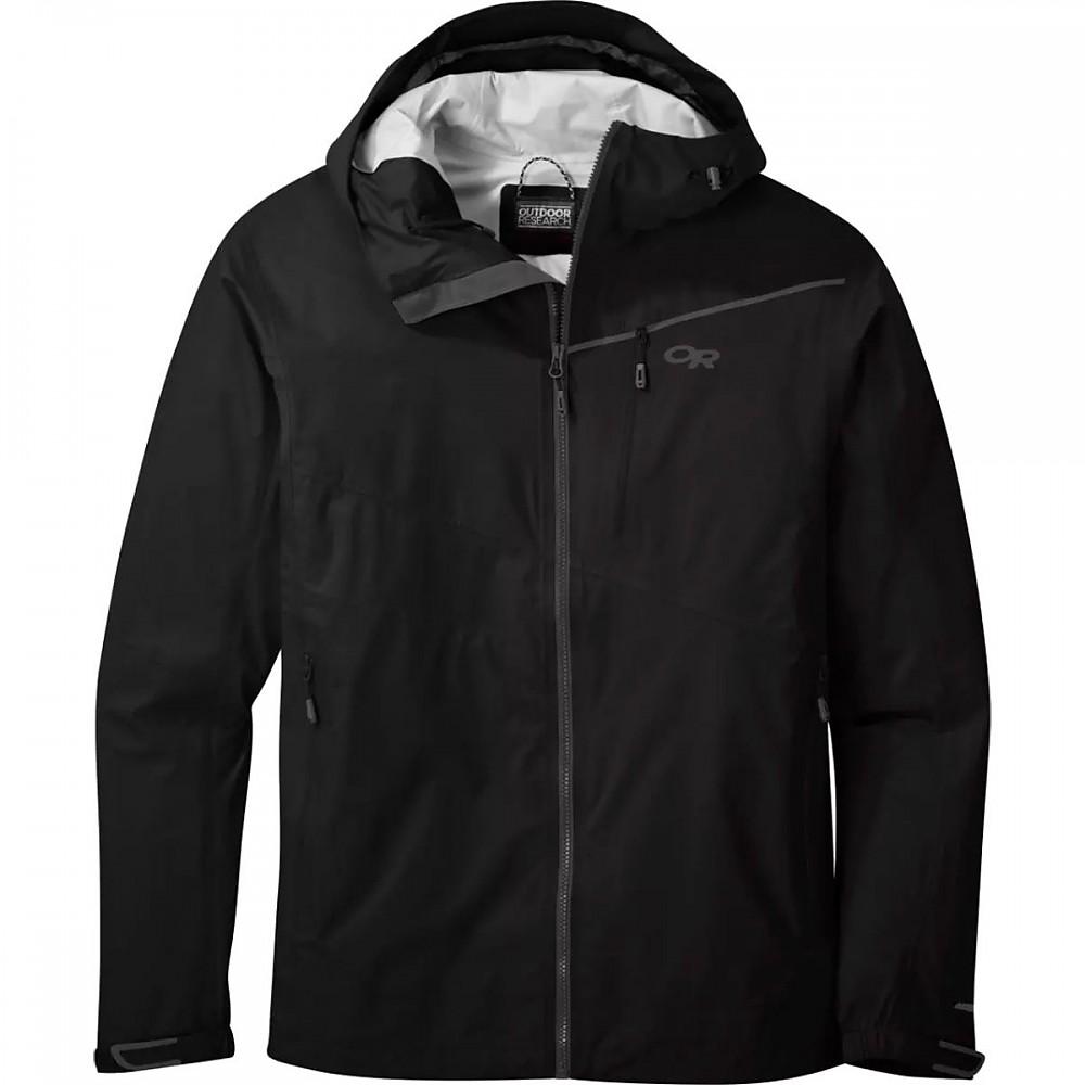 photo: Outdoor Research Interstellar Jacket waterproof jacket