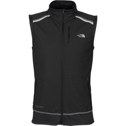 The North Face Windstopper Hybrid Vest