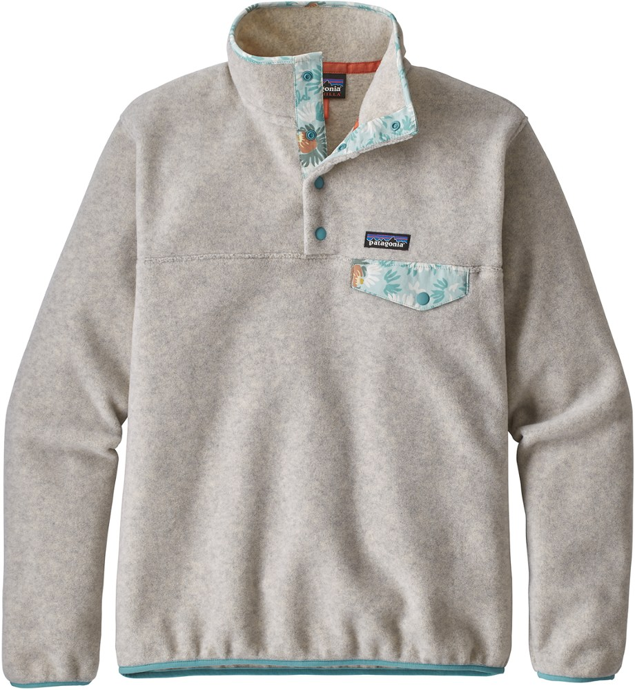 Patagonia Lightweight Synchilla Snap-T Pullover