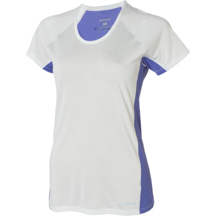 photo: Patagonia Draft T-Shirt short sleeve performance top
