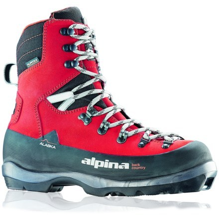photo: Alpina Alaska NNN BC nordic touring boot