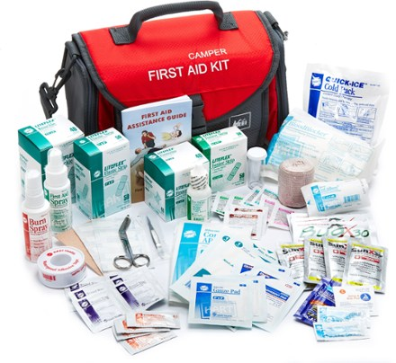 REI Camper First Aid Kit