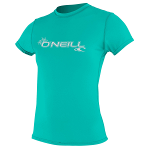 photo: O'Neill Skins S/S Rash Tee short sleeve rashguard