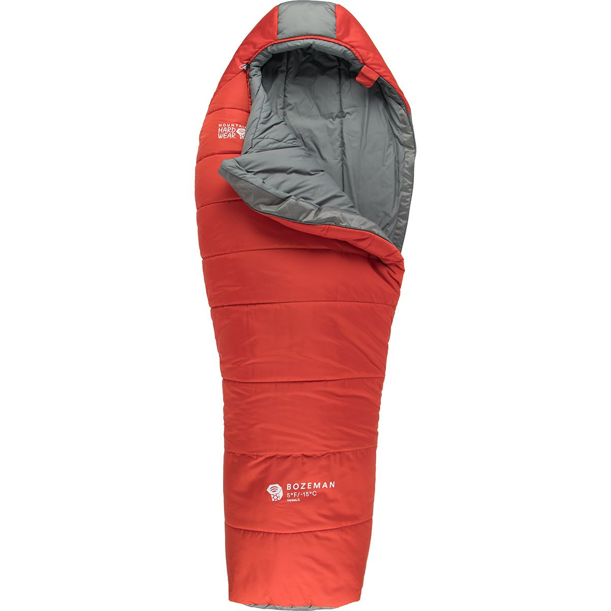 photo: Mountain Hardwear Men's Bozeman Torch 0 3-season synthetic sleeping bag