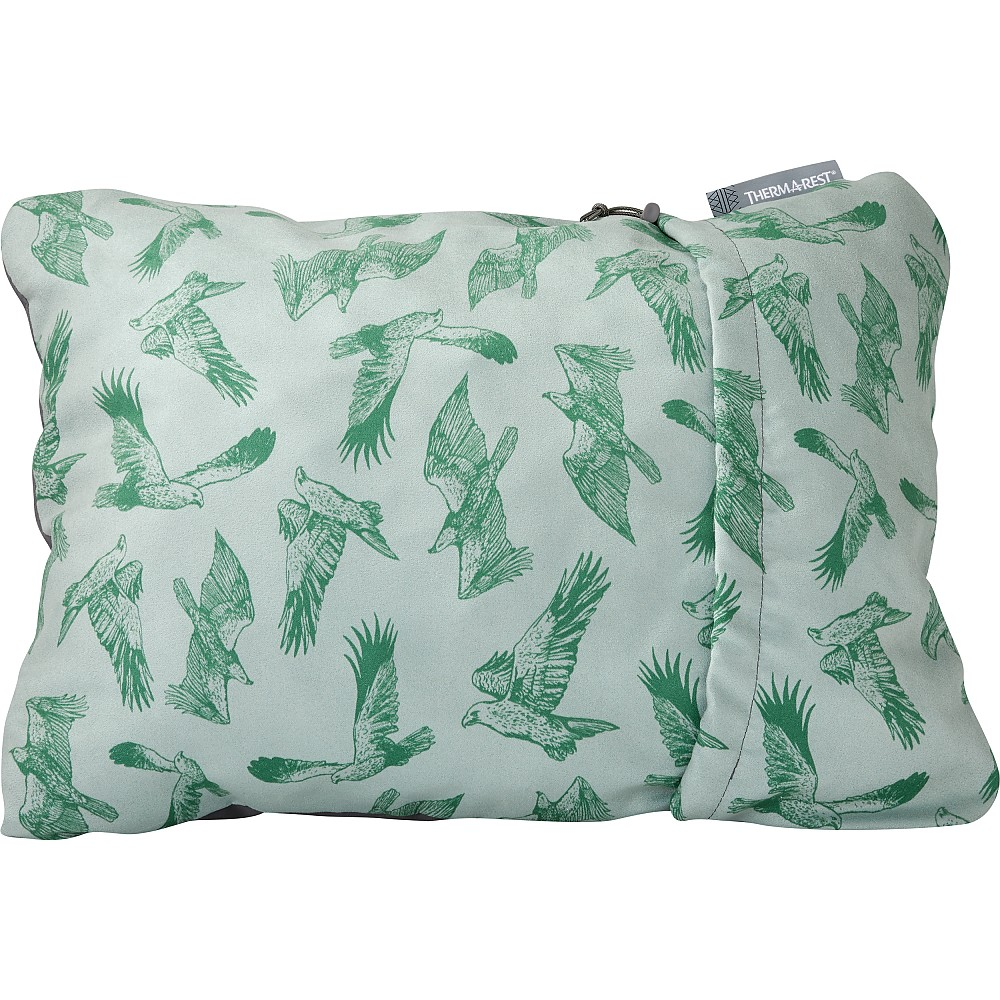 photo: Therm-a-Rest Compressible Pillow pillow