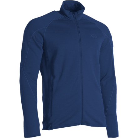 photo: Icebreaker Sierra Full Zip fleece jacket