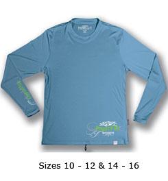 photo: Neosport Aqua Armor Long Sleeve Water Shirt long sleeve paddling shirt