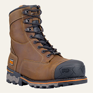 "Timberland PRO Boondock 8"""" Comp Toe Work Boots"