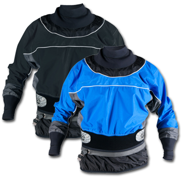 photo: Bomber Gear Hydrobomb Long Sleeve Dry Top long sleeve paddle jacket