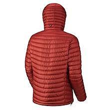 photo: Mountain Hardwear Nitrous Hooded Down Jacket down insulated jacket