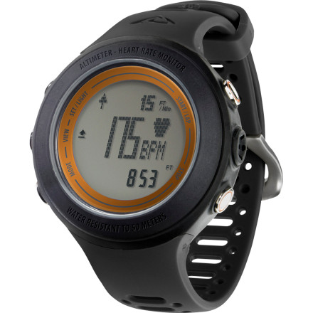 photo: Highgear Axio HR heart rate monitor