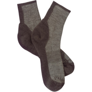 Patagonia Midweight Hiking Quarter Sock