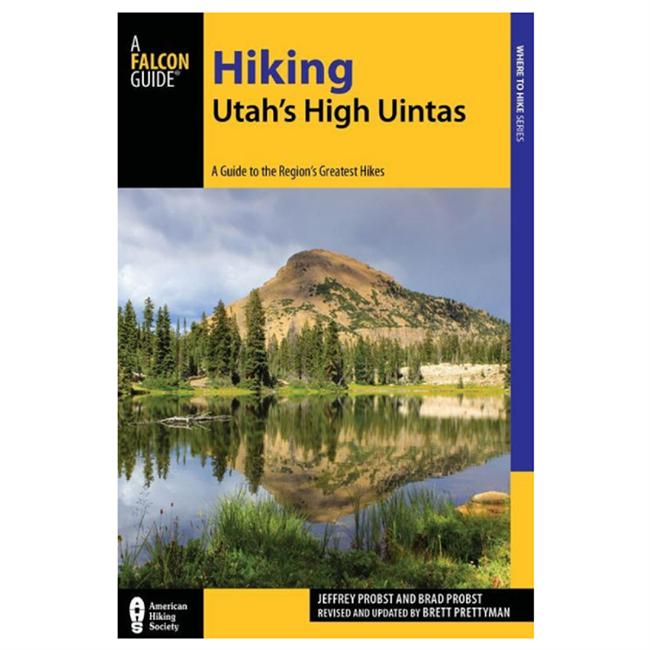 Falcon Guides Hiking Utah's High Uintas