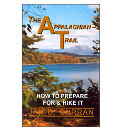 Rainbow Books The Appalachian Trail - How to Prepare for & Hike It