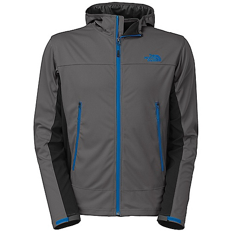 photo: The North Face Cipher Hybrid Hoodie soft shell jacket