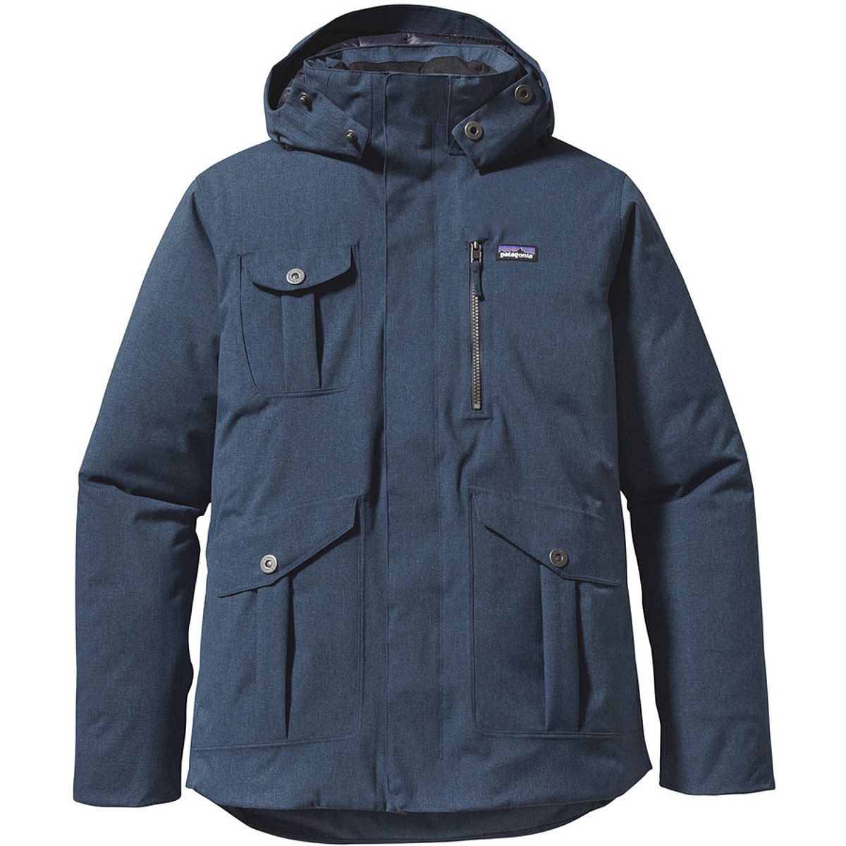 photo: Patagonia Hawke's Bay Jacket down insulated jacket